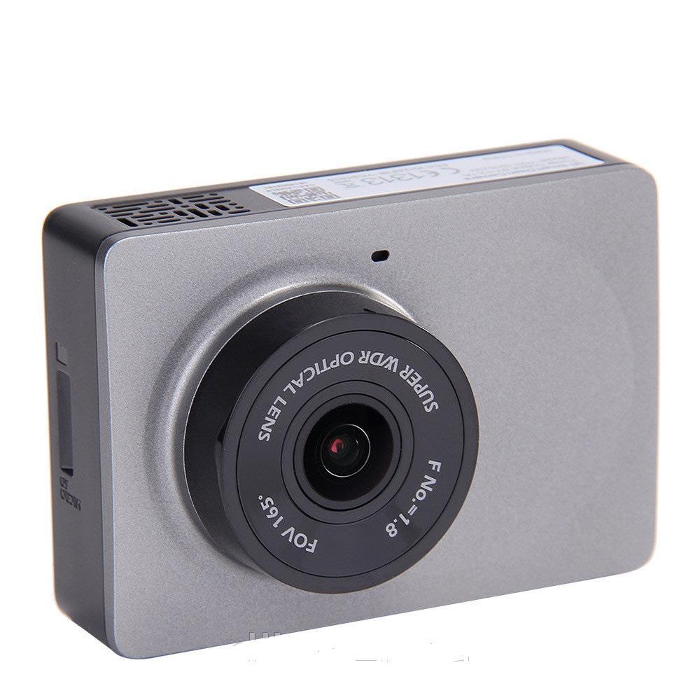 Авторегистратор xiaomi yi 1080p car wifi dvr драки на дорогах с видео регистратора